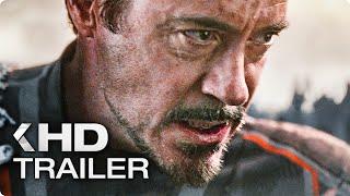 AVENGERS 3: Infinity War TV Spots & Trailer German Deutsch (2018)