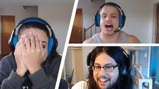 Tyler1 Girlfriend On Stream Imaqtpie Want Your Money Funniest Moments Of The Day 289