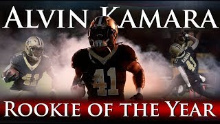 Alvin Kamara - Rookie of the Year