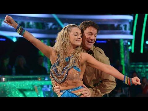 Steve Backshall & Ola Jordan Cha Cha Cha to 'Treasure' - Strictly Come Dancing: 2014 - BBC One