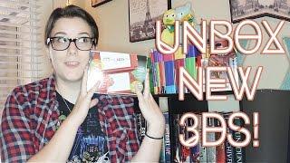 UNBOXING: New Nintendo 3DS!