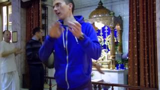 HARE KRISHNA kirtan HG Sankarshan Das Adhikari ISKCON Riga Latvia 2015.09.27.