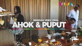 VIRAL! Video Ahok dan Puput Berada di Hotel Mewah Bali