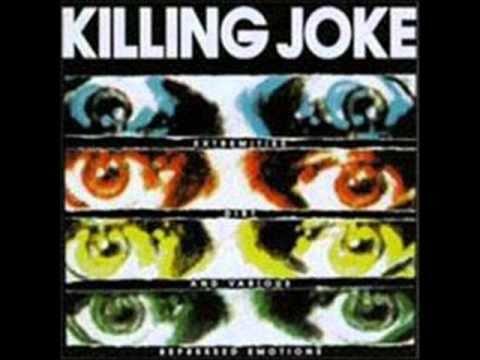 Killing Joke - Money Is Not Our God