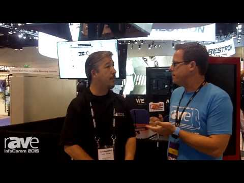 InfoComm 2015: Gary Kayye Talks With Dale Crowe of Premier Mounts