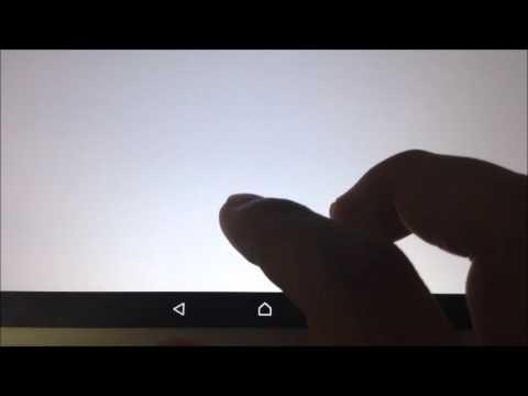 [デレステ]その3 Xperia Z4 Tabletではできない
