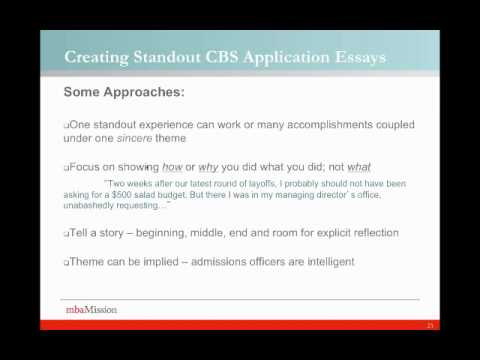 Columbia university application essay - Esperanza Para