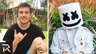 This Is How Marshmello Became One Of The Richest Artists