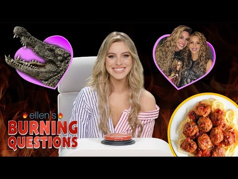 download song YouTuber & Singer Lele Pons Tells All in Ellen's 'Burning Questions' free