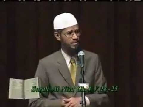 Why does Islam prohibit Polyandry ? Dr.Zakir Naik (Urdu)