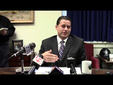 House Democratic Leader Scott Pelath - Press Conference - 1-30-15