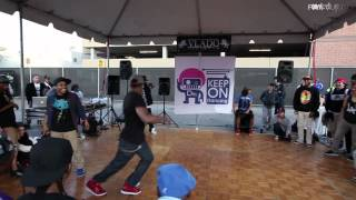 Download Lagu Hip Hop Top 8: Lil' O vs Chozen | KOD USA 2012 | Funk'd Up TV Gratis STAFABAND