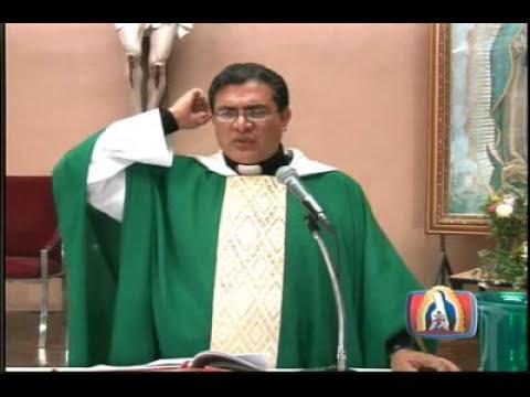 PREDICA AL PUEBLO DE DIOS CON EL PADRE RAYITO