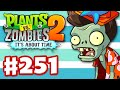 Plants vs. Zombies 2: It's About Time - Gameplay Walkthrough Part 251 - Big Wave Beach Pinata Party!