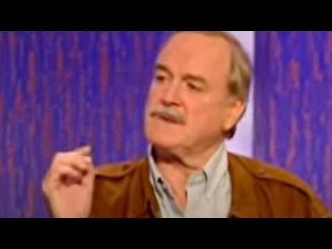 John Cleese interview - part one - Parkinson - BBC Video