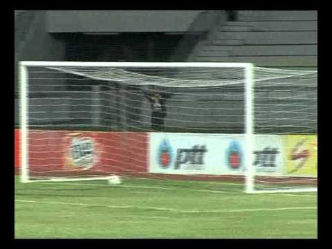 Thai Premier League 2011 Highlight  Chonburi FC 2 1 Army United