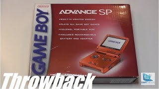 Retro Review: Nintendo Game Boy Advance SP in 2019?