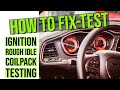 How to Check an Ignition Coil Pack the easy way