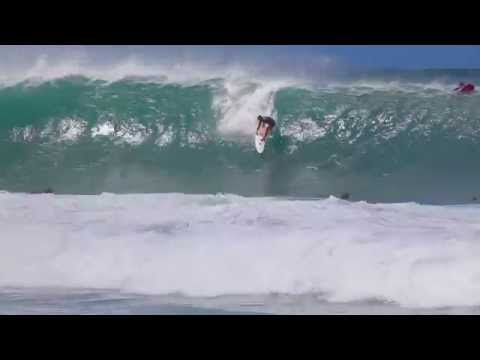 Tit Fart : A look into surfing on the North Shore of Oahu