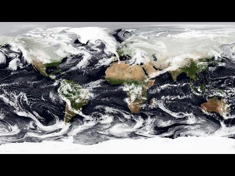 NASA's Global Tour of Precipitation in Ultra HD (4K)