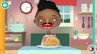 Fun Cooking Game - Toca - Boca  Kitchen 2, Educational Game