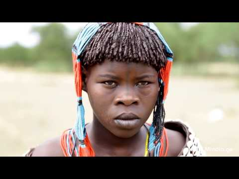 Breastfeeding - Tsamai Tribe video