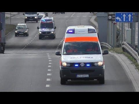 2 Ambulans WSPR W Szczecinie