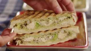 Chicken Recipes - How To Make Chicken Panini