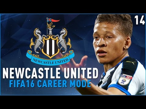 FIFA 16 | Newcastle Career Mode Ep14 - PLAYERS EARNING GAME TIME!!