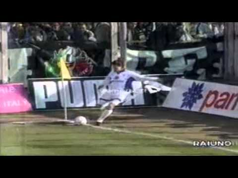Serie A 1997-1998, day 26 Parma - Juventus 2-2 (Stanic, Crippa, Tacchinardi, F.Inzaghi)