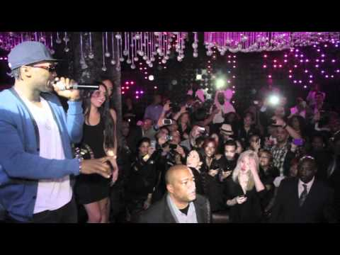 50 Cent & Street King appreciation event at Greenhouse NYC 10-25-2011 Music Videos
