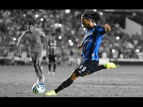 Ronaldinho ● Amazing Skills Show ● Querétaro ● 2014-2015 |HD|