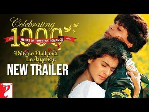 Dilwale Dulhania Le Jayenge - Trailer | Shah Rukh Khan | Kajol