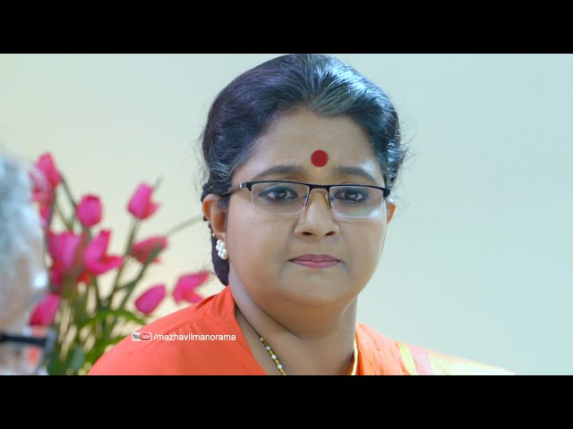 Krishnatulasi   A savior for Krishna & Tulasi   Mazhavil Manorama