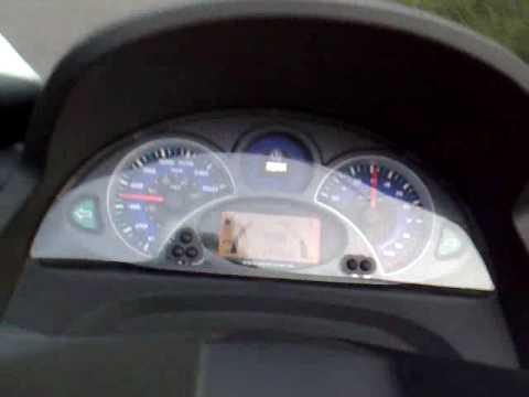 Scooter SYM GTS EVO 300i avec vario Malossi par SYM-GTS.fr