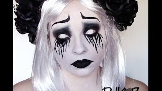 Tutorial look Halloween 2014: La Llorona