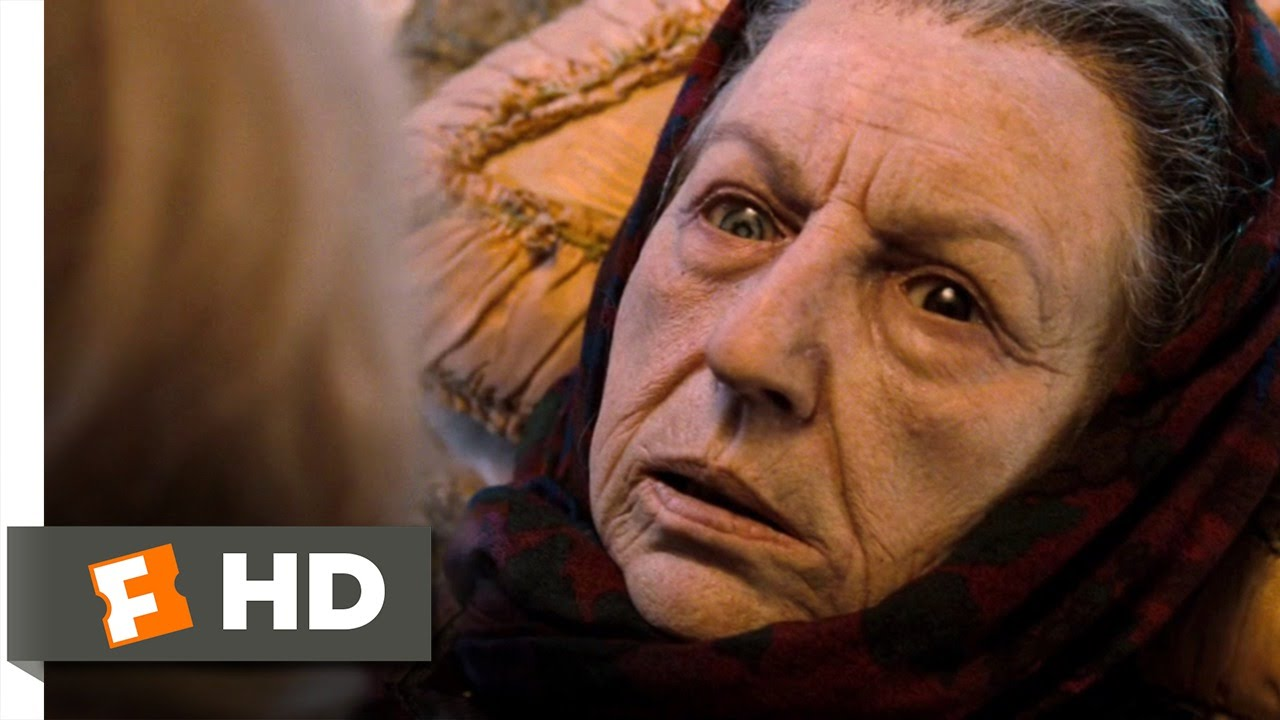 Drag Me to Hell (4/9) Movie CLIP - A Gypsy Funeral (2009