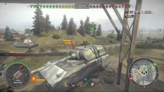 World of Tanks Xbox 360 Ed.   5 Man Maus Platoon!  