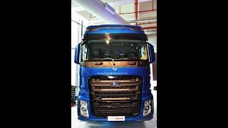 Ford Trucks Yeni ekicisini Tantt