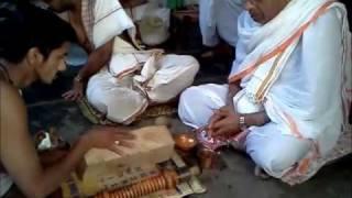 MahaVishnu Yagnya with Agni Manthan - Kolhapur-Guruji Shree Mohan Jadhav - Jan-2012