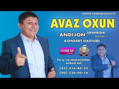 Avaz Oxun