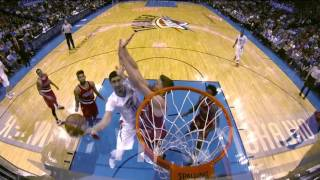 Best of Enes Kanter: March 2016