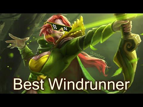 w33 best Windranger in the world — Secret vs VG