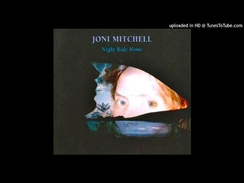 Joni Mitchell - The Only Joy In Town