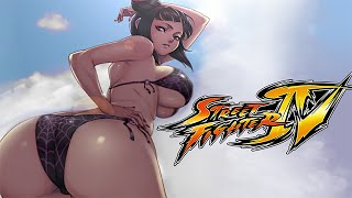 Rivals - Super Street Fighter IV Rival Cutscenes with Mod Costumes Part 3