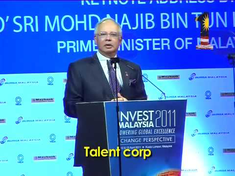 INVEST MALAYSIA 2011 - Talent corp