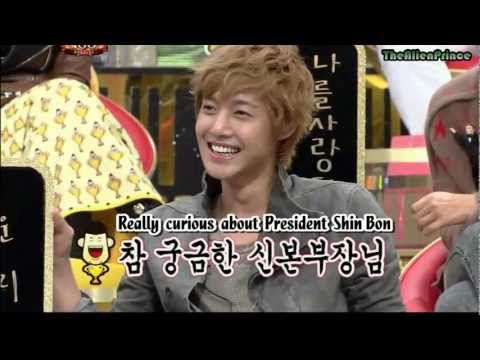 [e1o2] Kim Hyun Joong Cuts (eng Sub) video