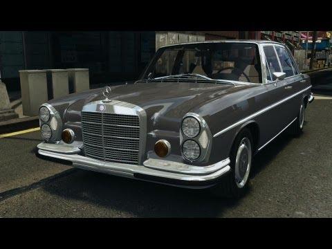 Mercedes-Benz 300Sel 1971 v1.0
