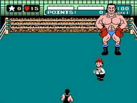 Mike Tyson's Punch-Out NES Review/Walkthrough Pt. 2 of 2