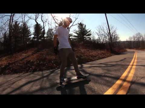 [Longboarding: Yokecrew Trip to Original Skateboards]